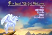 Играть Последний крылатый единорог онлайн флеш игра для детей