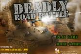 Играть Битва на дороге смерти онлайн флеш игра для детей