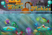 Играть Рыбки Сиси онлайн флеш игра для детей