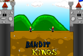 Играть Короли - разбойники онлайн флеш игра для детей