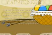 Играть Раскрась Яйца онлайн флеш игра для детей
