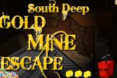 Играть Побег золотоискателя онлайн флеш игра для детей