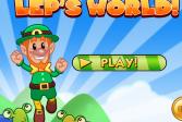 Играть Мир лепрекона онлайн флеш игра для детей