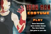 Играть Костюм железного человека онлайн флеш игра для детей