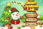 Играть Новогодний маджонг: соедини пары онлайн флеш игра для детей