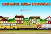 Играть Управления нереальным автобусом онлайн флеш игра для детей