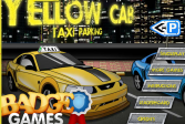 Играть Желтый Кабриолет - Парковка Такси онлайн флеш игра для детей