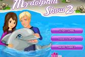 Играть Выступает дельфин 2 онлайн флеш игра для детей