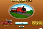 Играть Игрушечный поезд онлайн флеш игра для детей