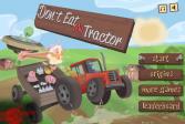 Играть Не ешьте мой трактор онлайн флеш игра для детей