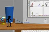 Играть Великий боец онлайн флеш игра для детей
