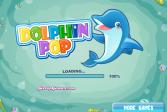 Играть Шарики дельфина онлайн флеш игра для детей