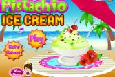 Играть Фисташковое мороженое онлайн флеш игра для детей