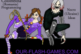 Играть Летающие гробы 4: В аду онлайн флеш игра для детей