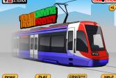 Играть Управляем поездом онлайн флеш игра для детей