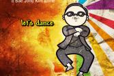 Играть Гангмэн Танцы онлайн флеш игра для детей