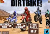 Играть Гонки на раллийном мотоцикле онлайн флеш игра для детей