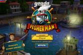 Играть Рыбак Йода онлайн флеш игра для детей