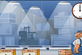 Играть Борис разрушитель онлайн флеш игра для детей