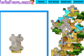 Играть Головоломка: сафари Диего онлайн флеш игра для детей