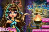 Играть Реальная стрижка Клео Де Ниль онлайн флеш игра для детей