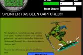 Играть Нинидзя Черепашки серфинг в канализационном коллекторе онлайн флеш игра для детей