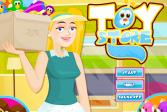 Играть Магазин игрушек онлайн флеш игра для детей