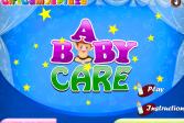 Играть Позаботься о ребенке онлайн флеш игра для детей