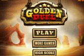 Играть Золотая дуэль онлайн флеш игра для детей