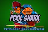 Играть Пул: Акула онлайн флеш игра для детей