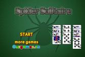 Играть Солитер паук онлайн флеш игра для детей
