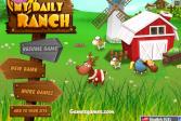 Играть Мои будни на ранчо онлайн флеш игра для детей