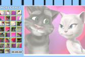 Играть Том и Анжела онлайн флеш игра для детей