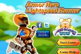 Играть Герой в доспехах со скоростью света онлайн флеш игра для детей