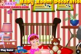 Играть Уход за волосами ребенка онлайн флеш игра для детей