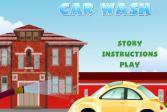 Играть Мойка машин онлайн флеш игра для детей