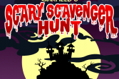 Играть Гарфилд Чжуан дом с привидениями онлайн флеш игра для детей