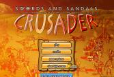 Играть Мечи и сандалии: Крестоносец онлайн флеш игра для детей