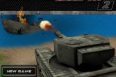 Играть Танковый Шторм 2 онлайн флеш игра для детей