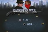 Играть Война гангстеров онлайн флеш игра для детей