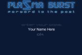 Играть Взрыв плазмы 1 - Вперед в прошлое онлайн флеш игра для детей