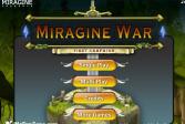 Играть Война Мираджина онлайн флеш игра для детей