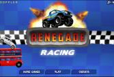 Играть Гонки Ренегата онлайн флеш игра для детей