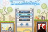 Играть Лазерная пушка 2 онлайн флеш игра для детей