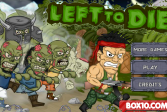 Играть Оставленный умирать онлайн флеш игра для детей