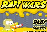 Играть Войны на плотах онлайн флеш игра для детей