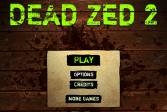 Играть Мертвый Зед 2 онлайн флеш игра для детей