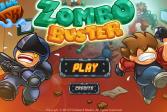 Играть Уничтожь зомби онлайн флеш игра для детей