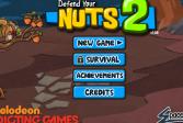 Играть Защити свои орехи 2 онлайн флеш игра для детей