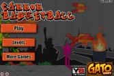 Играть Баскетбольная пушка онлайн флеш игра для детей